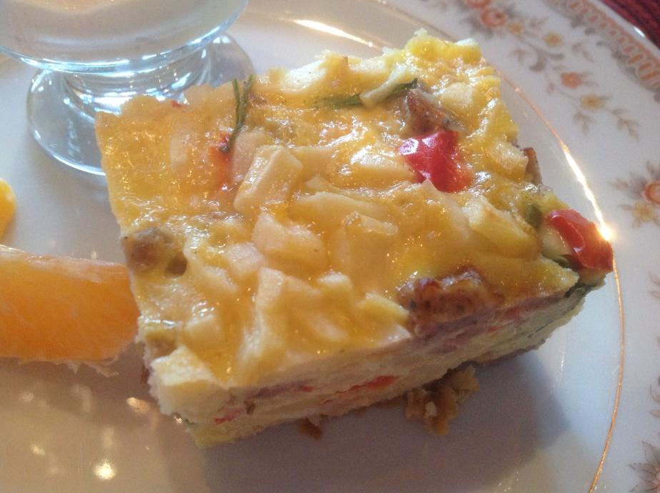 Breakfast Casserole –gf